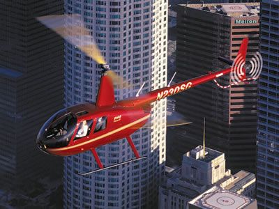 Chicago Helicopter Rides - From Midway Airport