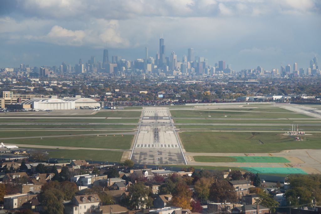 Chicago Flight Schools - 1st Official Flight Lesson